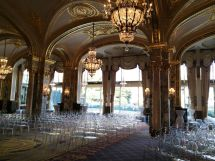 Evento - Ubs Meeting- Salle Empire Hotel De Paris Monaco