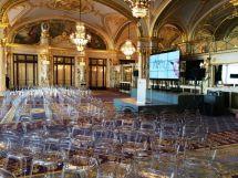 Evento - Ubs Meeting- Salle Empire Hotel De Paris Monaco