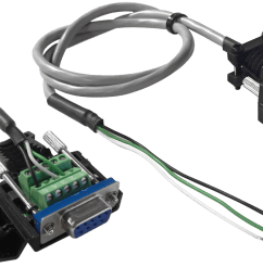 db9 to terminal blocks connectors can be used to make rs232 serial cables in the field the db9 terminal block connectors allow rs232 connectivity without  [ 1296 x 710 Pixel ]