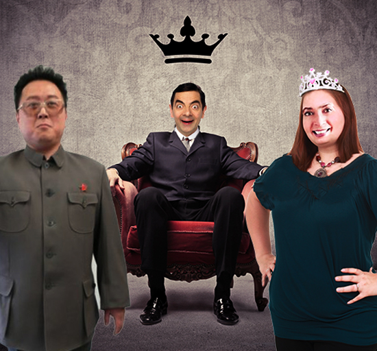 Succession Crisis UPDATE: Yet Again, Dear Leader Saves SCAD and her Family
