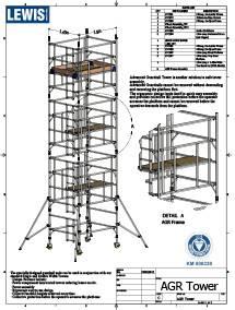 Advanced Guard Rail Towers (AGR)