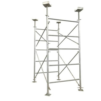 Hot Dipped Galvanized H Frame Scaffolding System Suppliers