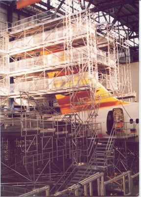 Aviation Scaffold