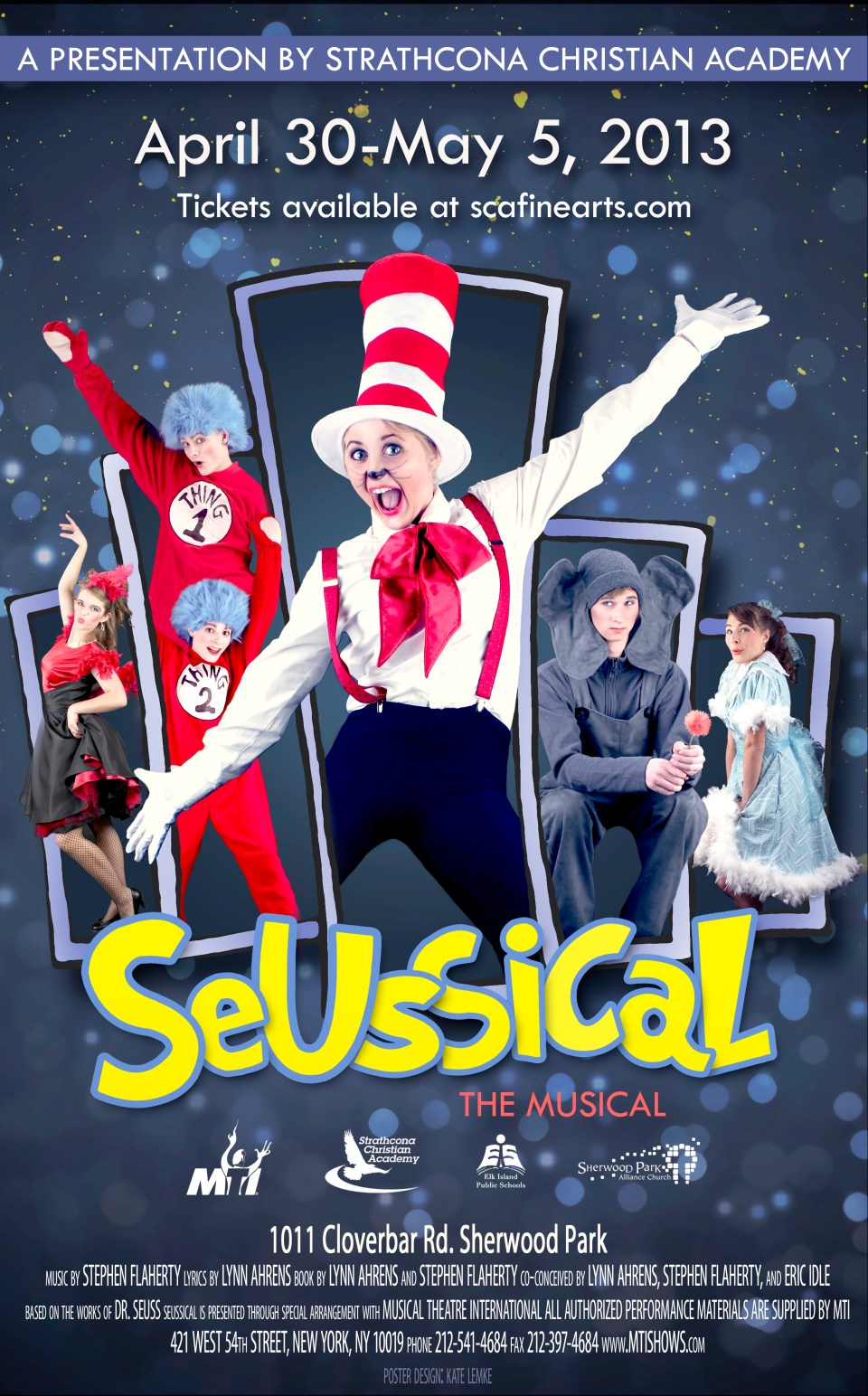 TheSeussicalPoster