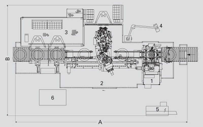 Balancing machines for automotive wheels
