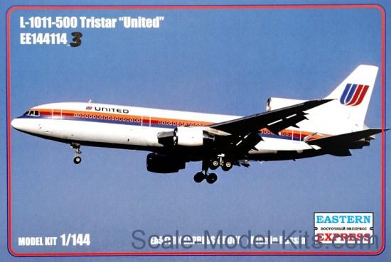 Passenger aircraft L-1011-500
