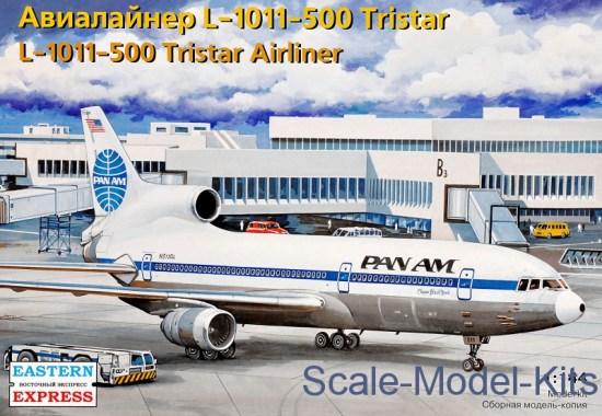 L-1011-500 Tristar airliner