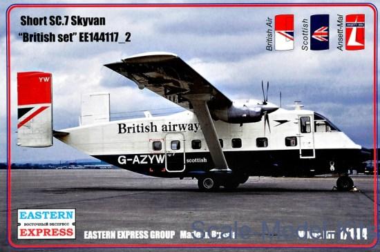 Short SC.7 Skyvan