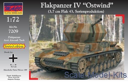 Resultado de imagen de flakpanzer iv model kit