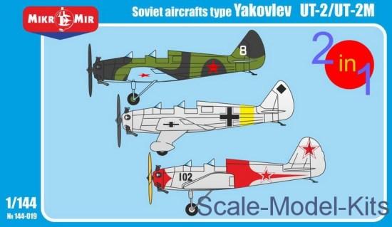 Yakovlev UT-2/UT-2M, Soviet aircraft type