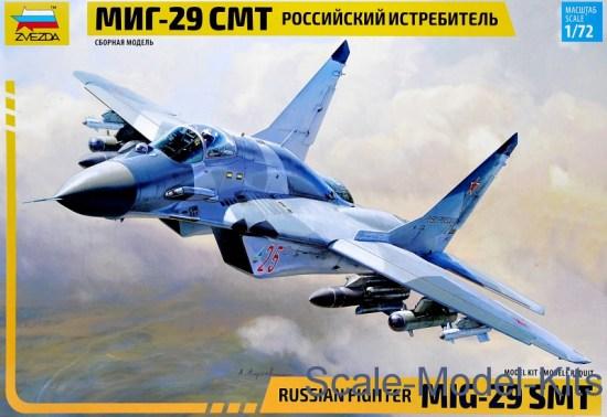 Russian fighter MIG-29 SMT