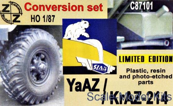 YaAZ/KrAZ-214 (conversion set)