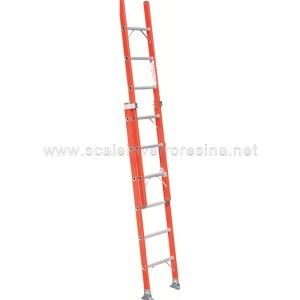 scala in vetroresina a sfilo a 2 rampe