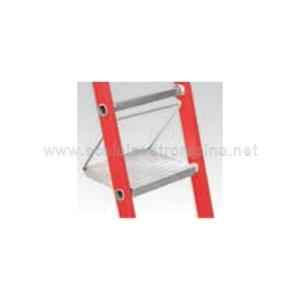 Piattaforma di riposo per scale in vetroresina