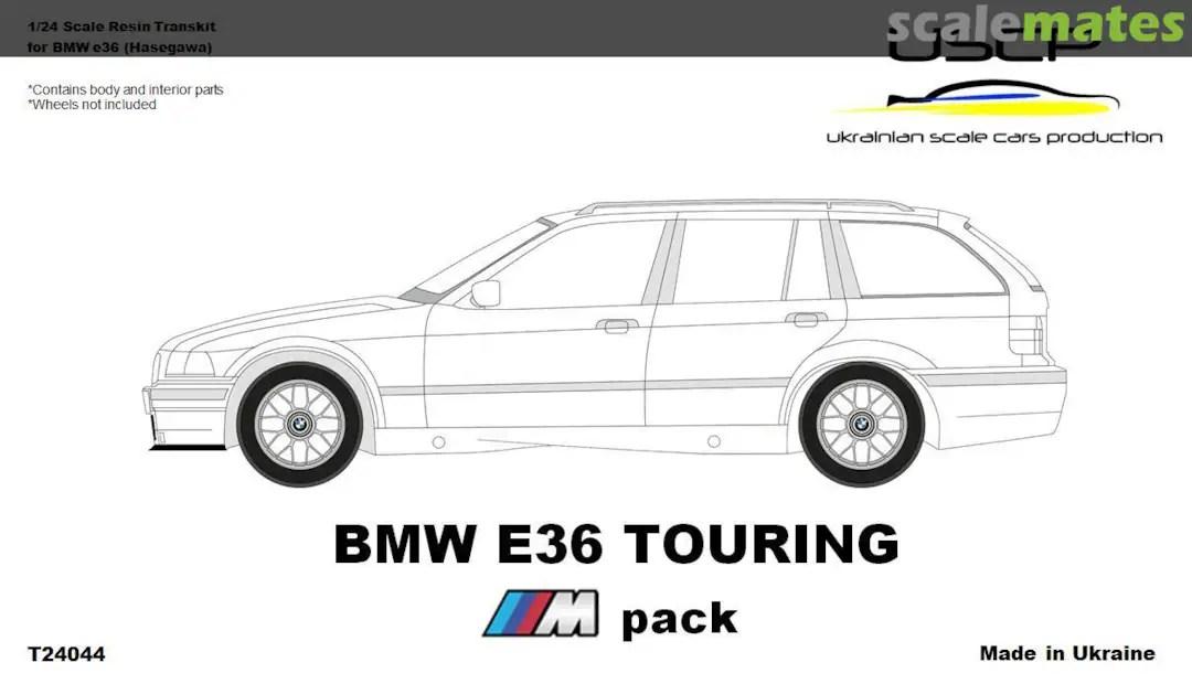 Bmw e36 touring t
