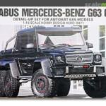 Brabus Mercedes Benz G63 6x6 Detail Up Set For Autoart Hobby Design Hd03 0471 2016