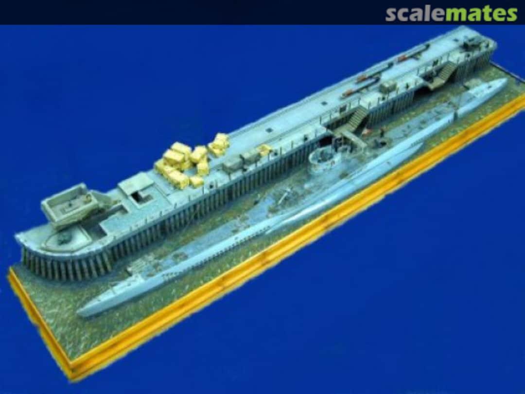 German U Boat Type Viic Accurate Armour S001