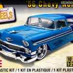 56 Chevy Nomad 2 N 1 Revell 85 4947 2011