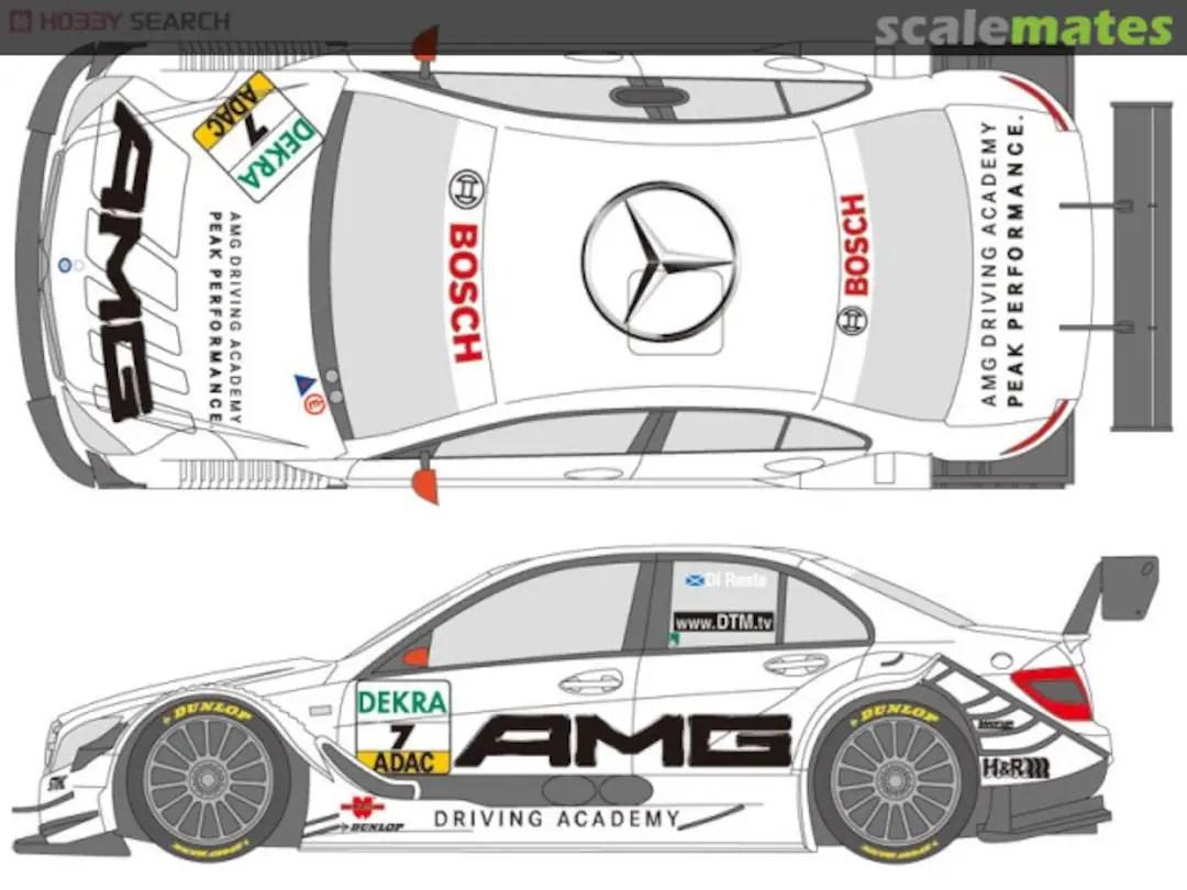 Mercedes AMG C 2010, Shunko Models SHK-D125 (2011)