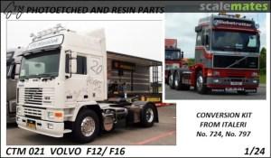 Volvo F12F16, Czech Truck Model CTM021 (2014)