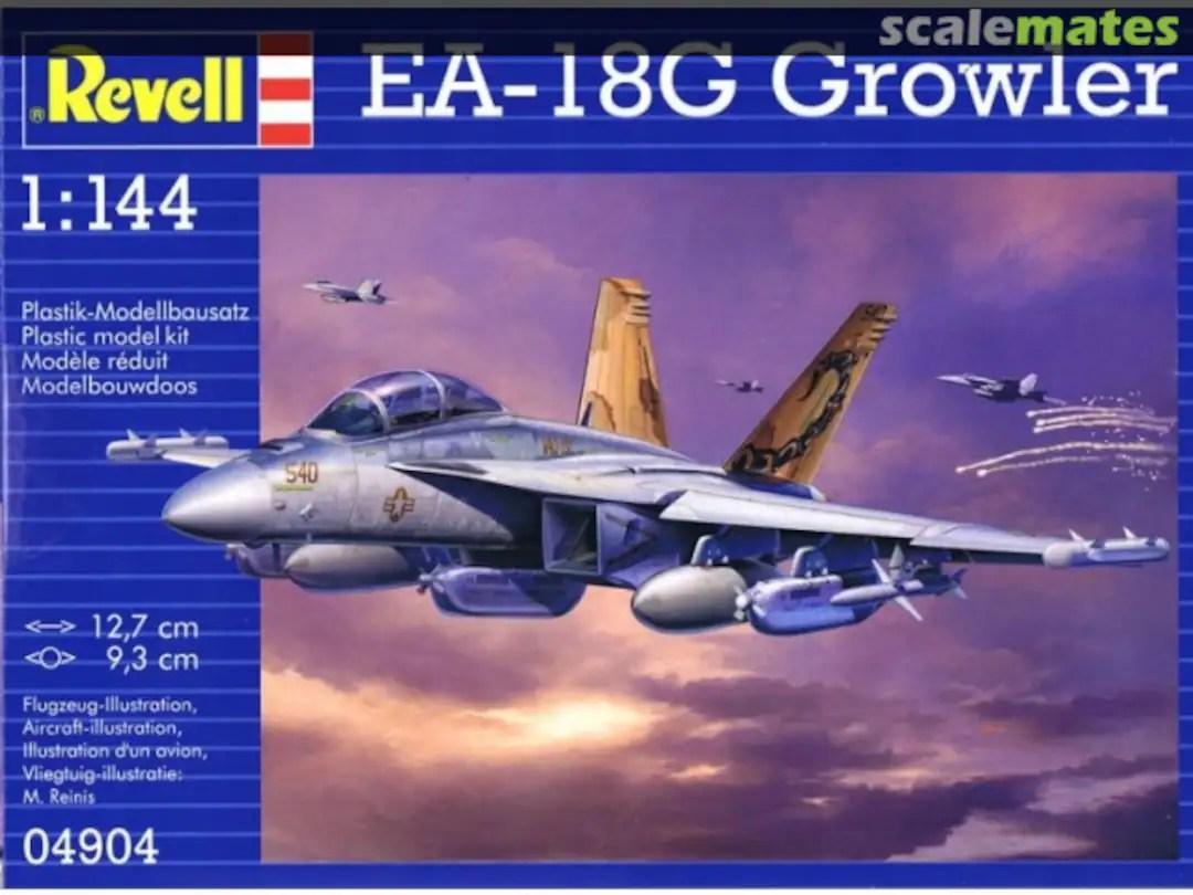 ea 18g growler