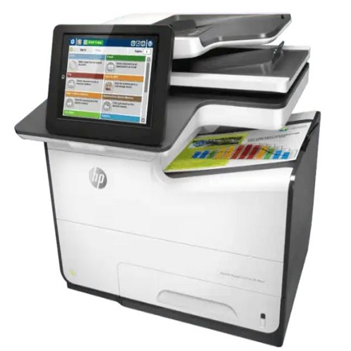HP PageWide Managed Color Flow MFP E58650z Image
