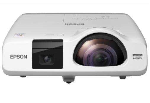 Proyector Epson EB-536wi Image
