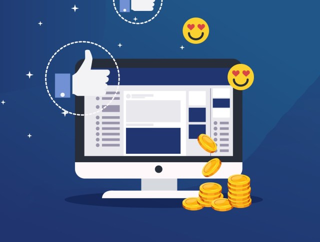 4: Start with Facebook ads