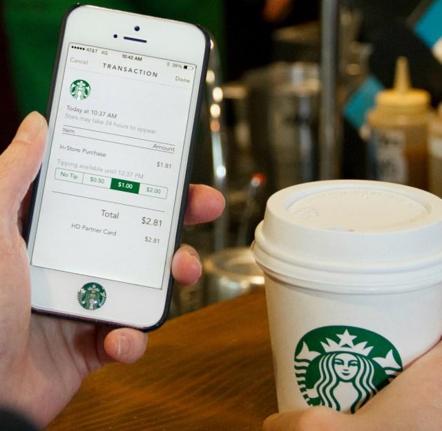 Starbucks Marketing Strategy Explained - mobile app