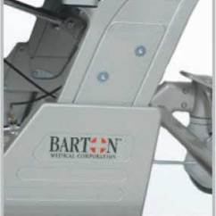 Barton Chair Accessories Folding Back Scaleo Medical The For Manual Transfer System
