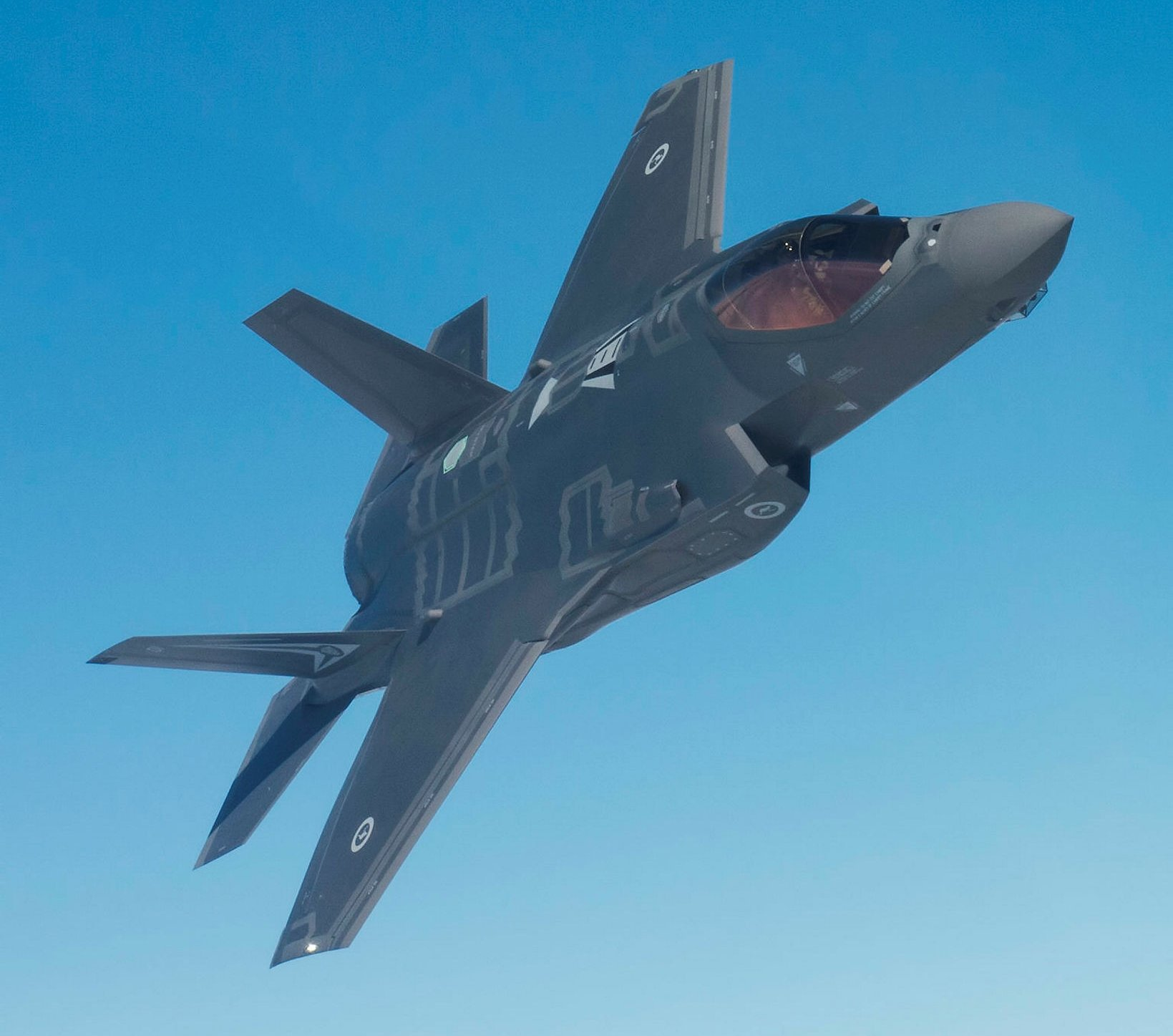 hight resolution of the f 35a lightning ii will provide for australia s future air combat and strike needs australia has committed to 72 f 35a aircraft for three operational