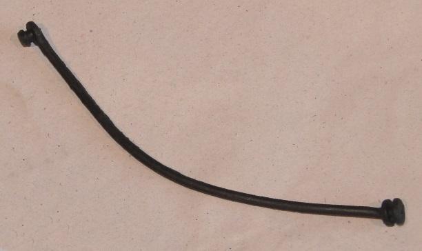 Range Rover L322 fuel cap retaining strap