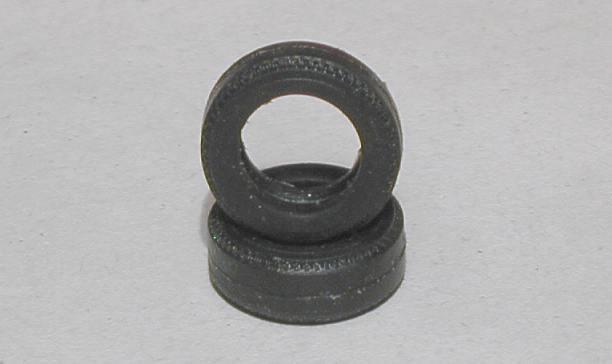 Scalextric tyres