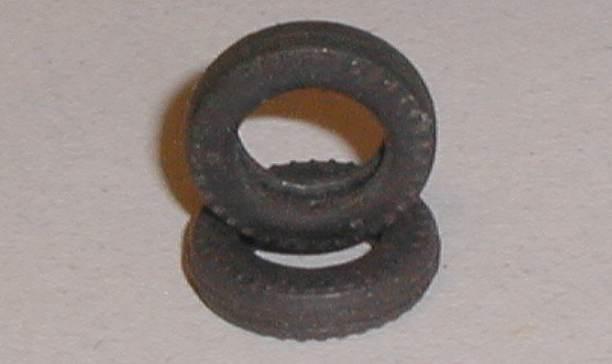 Airfix slot car tyres