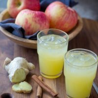Apple cider vinegar elixir