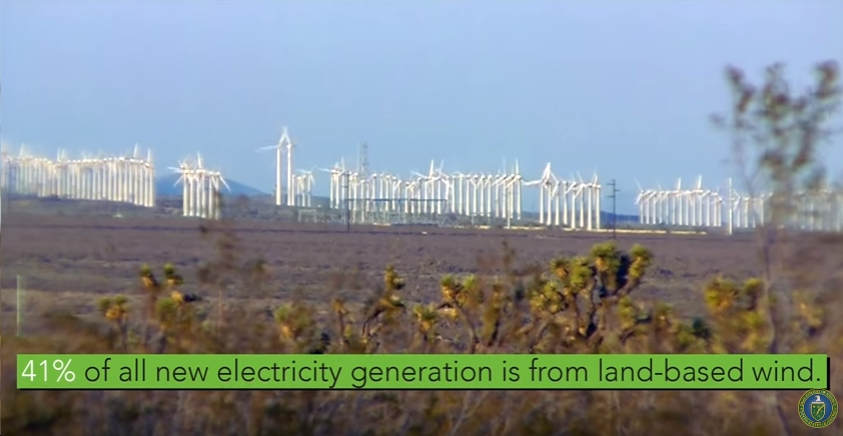 """New DOE Report, Video Highlight Clean Energy Technologies """"Revolution...Now"""""""