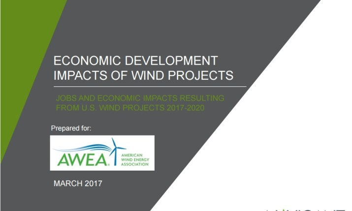 Navigant Economic Development Impacts of Wind Projects