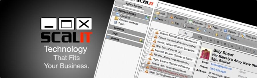 Do more than e-mail and calendaring.