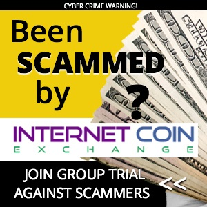 Internet Coin Exchange is a SCAM!