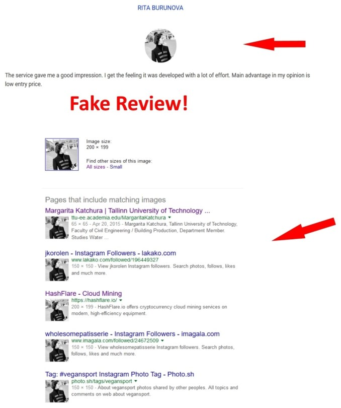 HashFlare.io - Fake Reviews