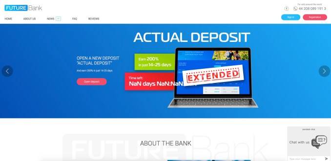 future-bank.com - FutureBank