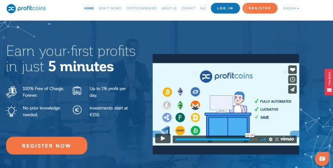 profitcoins.io - Profit Coins
