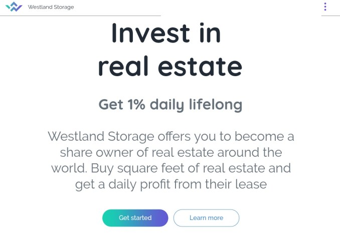 Westlandstorage.com - Scam or Legit? Review