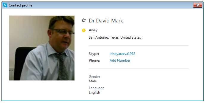 David Mark N 2