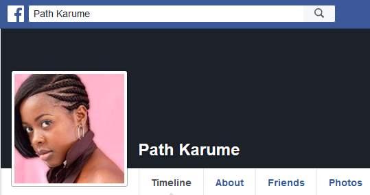 Advance Fee Fraud/Phishing: Patrisha Smith /Path Karume (Senegal)