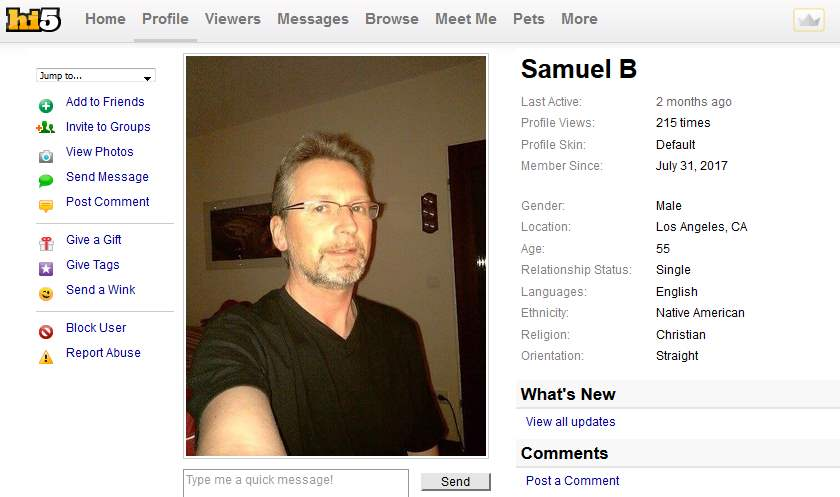 Congrats-your-busted-47: Romance Scam/Loan Scam: SAMUEL BARRY  (Nigeria)