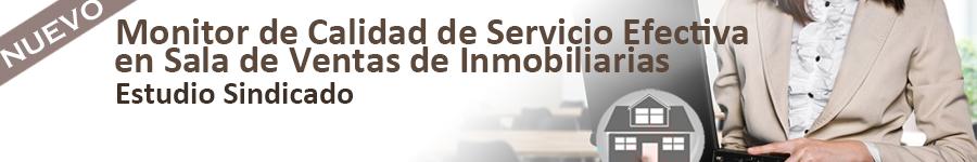 Nuevo_SCAN Monitor de calidad de servicio efectiva en sala de ventas de inmobiliarias