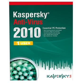 Kaspersky Anti-Virus 2010 new+Serial