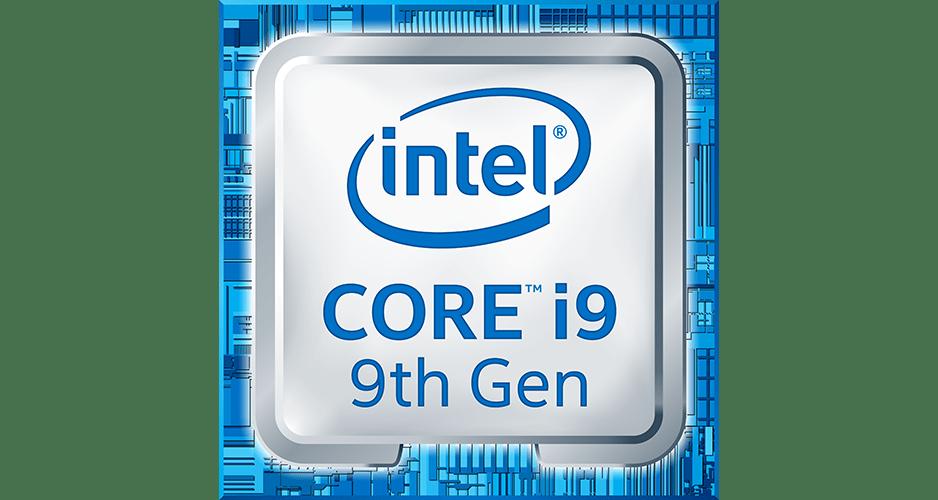 9th Gen i9 Performance