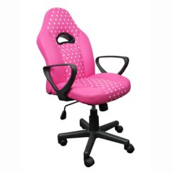Kids Gaming Chairs Nrg Massage Chair Neo Athene In Pink Suitable For Home Office Image 1